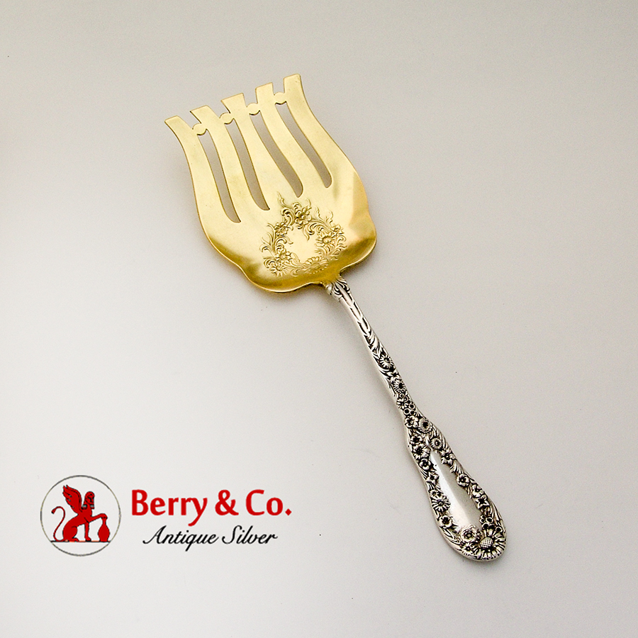 Number 10 By Dominick and Haff Sterling Silver Infant Feeding Spoon Custom