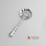 .Strasbourg Candy Or Nut Spoon Sterling Silver Gorham 1950