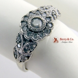 Amazing Platinum Diamond Ring