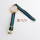 Vintage Lady s Watch 18 K Rose Gold 15 Jewels 1910
