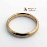 Vintage Baby or Childs Ring 14 K Gold