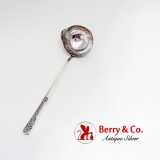 .Vintage Mexican Punch Soup Ladle Otaduy Sterling Silver 1940