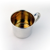.Baby Cup Sterling Silver Webster 1940