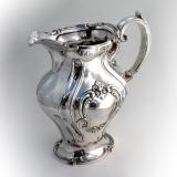 .Chantilly Water Pitcher Gorham Silverplate