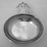 .Kalo Porringer Arts and Crafts Hammered Sterling 1920