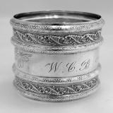 .Sterling Silver Napkin Ring Gorham 1896
