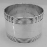 .Tiffany and Co Sterling Silver Napkin Ring 1900
