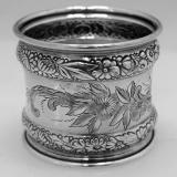 .Sterling Silver Napkin Ring Gorham 1888