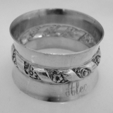 .Wallace Sterling Silver Napkin Ring