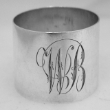 .Australian Sterling Silver Napkin Ring 1880