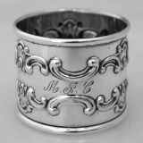 .Strasbourg Sterling Silver Napkin Ring Gorham 1950