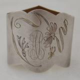 .Russian 84 Standard Silver Napkin Ring 1910