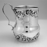 .American Sterling Silver Child′s Cup Merrill Shops 1895