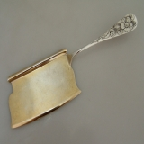 .Ice Cream Hatchet Wild Rose Whiting 1880 Sterling Silver