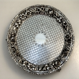 .Kirk Repousse Small Salver Sterling Silver 1890