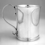 .Tiffany and Co Sterling Silver Child′s Cup 1920