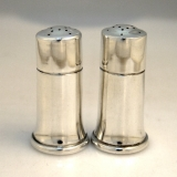 .Tiffany and Co Sterling Silver Salt and Pepper Shakers 1915