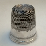 .Russian 84 Standard Silver Thimble Vodka Shot 1890