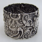 .Shiebler Sterling Silver Napkin Ring 1885