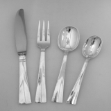 .Allan Adler Sunset Set 35 pcs. Sterling Silver 1944