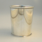 .Kridder and Biddle Sterling Silver Beaker Philadelphia 1870