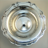 .14th Century Bowl Arts and Crafts Shreve and Co Sterling Silver 1915
