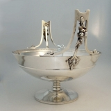 .American Sterling Silver Fruit Bowl Gorham Silver 1869
