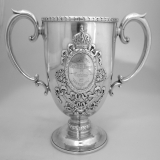.Spanish American War Mississippi Presentation Cup Sterling Silver 1898 Durgin