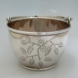 .Aesthetic Period Sterling Silver Gorham Basket Providence 1882