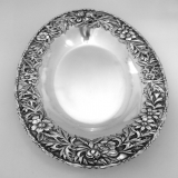.Bread Tray Kirk Repoousse Sterling Silver 1930