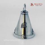 .14th Century Arts and Crafts Candle Snuffer Shreve Sterling Silver 1915