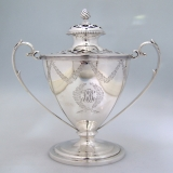.Potpourri Urn Goodnow Jenks Boston 1895 Sterling Silver