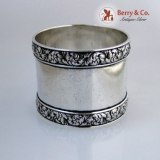 .Tiffany And Company Sterling Silver Napkin Ring 1880