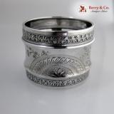 .Sterling Silver Napkin Ring Gorham 1880