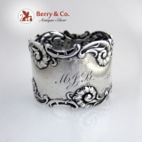 .Whiting Sterling Silver Napkin Ring 1890
