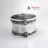.Sterling Silver Napkin Ring Gorham 1900