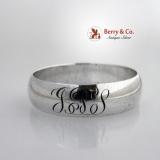 .Gorham Sterling Silver Napkin Rings 1900
