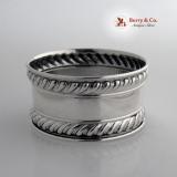 .Sterling Silver Napkin Ring Gorham 1950
