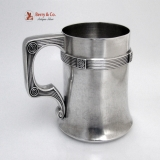 .Aesthetic Mug Whiting Sterling Silver 1875 No Monograms