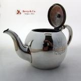 .Russian Teapot 84 Standard St Petersburg  1886