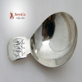 .English Sterling Silver Tea Caddy Spoon London 1806