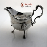 .Georgian Sterling Silver 18th Century Gravy Ladle London 1769