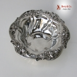 .Frontenac Vegetable Serving Bowl International Sterling Silver 1903 No Monogram