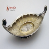 .Aesthetic Dish Whiting Sterling Silver 1880