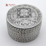 .Coin Stack Box 833 Standard Silver