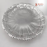 . Shell Serving Platter International Sterling Silver WH97