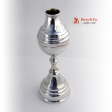 .Mate Cup Spanish Colonial Silver 1750