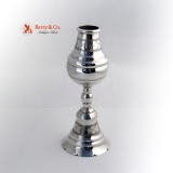 .Mate Cup Spanish Colonial Silver 1750 Engraved