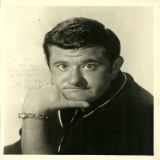 . Buddy Hacket Signed Photograph