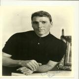 . Burt Lancaster Signed Photograph